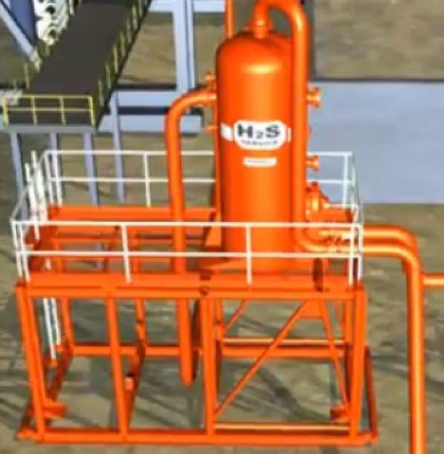 liquid gas separators