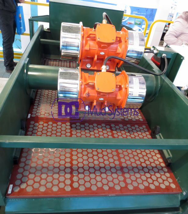 dual motion shale shaker