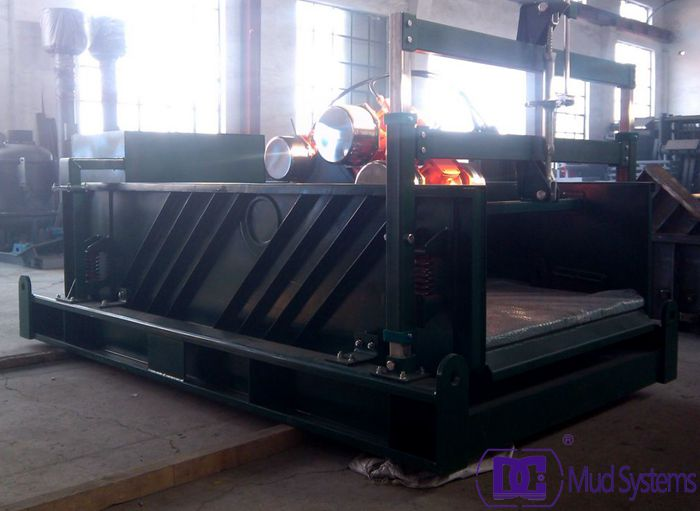 dual motion shale shakers