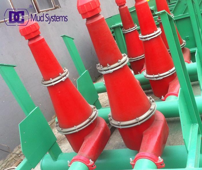 desander cones