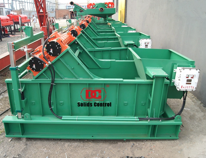 DCS700-3 shale shaker